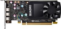 HP NVIDIA Quadro P400 2GB/DDR5 graphics