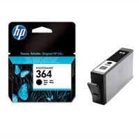 HP 364 inktcartridge zwart standard capacity 6ml 250 paginas with Vivera ink