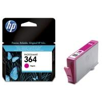 HP 364 originele ink cartridge magenta standard capacity 3ml 300 pagina s 1-pack met Vivera inkt