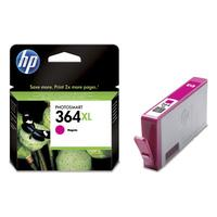 HP 364XL originele ink cartridge magenta high capacity 8ml 750 pagina s 1-pack met Vivera inkt