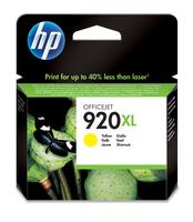 HP Inkt Cartridge No 920 Yellow Large