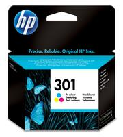 HP No 301 Inkt Cartridge CH562EE Tri-Color 3ml