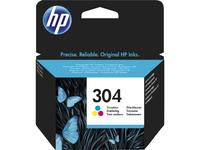 HP Ink/304 Blister Tri-color
